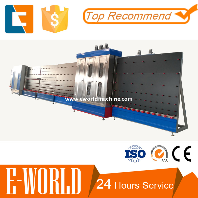 2500*1800mm Vertical Insulating Glass Machine