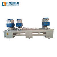 Vinyl Window Frame Corner Joint Welding Machine