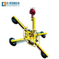 Electrical Powered Durable Glass Vacuum handling Lifter