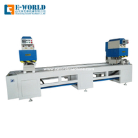 UPVC Plastic Profile Welding Window Processing Machine