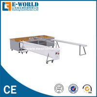 UPVC PVC Window Making Arc Bending Machine