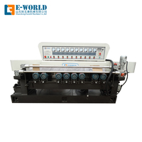 Glass Bevelling Edging Machine