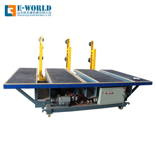 Automatic Glass Loading Cutting Breaking Table