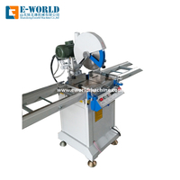 Automatic UPVC Profile Window Cutting Making Machine