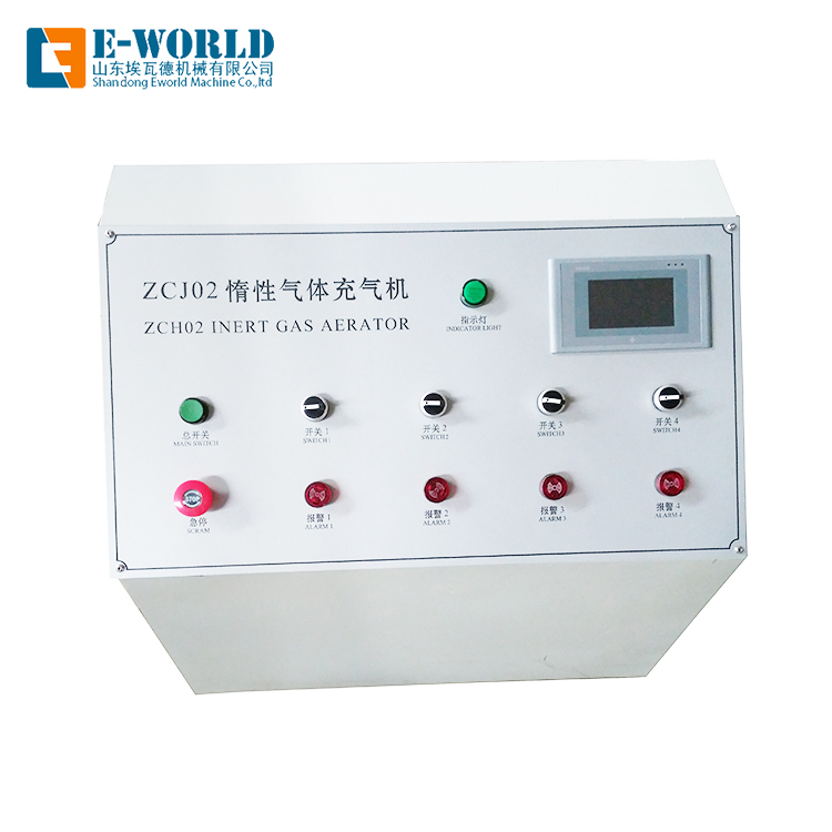 Insulating glass Argon testing machine