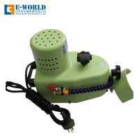 Portable Small manual glass edge Polishing machine 220V