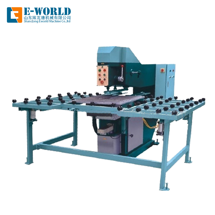 Horizontal Glass Drilling Machine