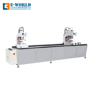 PVC Window Two Head Welding Machine