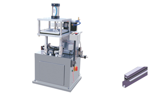 Aluminum End Milling Machine