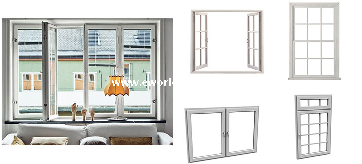 Upvc Window Welding Assemble Fabrication Making Machinery