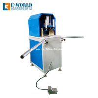UPVC PVC Window Door Manufacture Corner Clean Machine