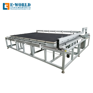 Big Glass Size Semi-automatic Glass Cutting Machine