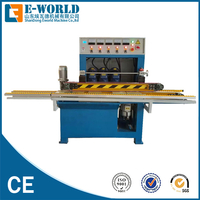 Small Size Glass Edging Machine