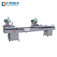 Miter Saw Upvc Window Door Assembly Machine