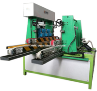 High-speed Glass Double Side Straight Line Edge Grinding Machine