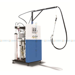 Two Component Sealant Glass Sealing Extruder