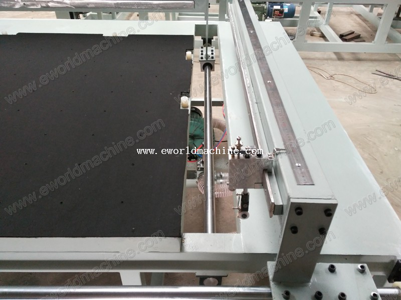Manual Cutting Machine for Flat Glass with Multi Cutters