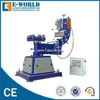 Beveling Edge Straight Edge Shape glass edging polishing machine