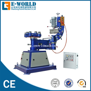 Irregular Shape Glass Edge Polishing Machine