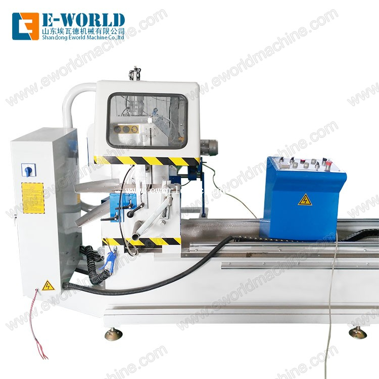 Cheap Aluminum Double Head Cutting Machine