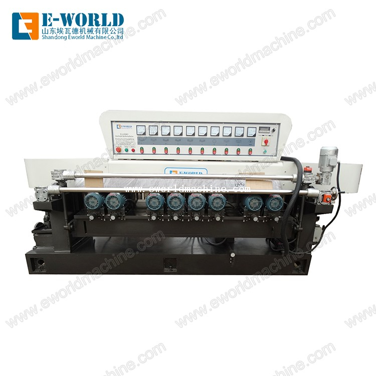 PLC Glass Straight-Line Beveling Machine