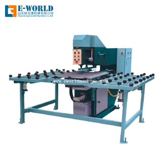 Horiozontal Double Head Automatic Glass Drilling Machine