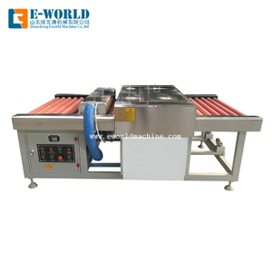 Horizontal Glass Cleaning Machine Washing Machine