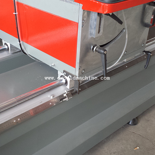 Digital Display Aluminum Double Head Cutting Machine