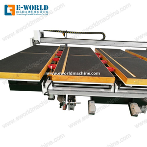Full Automatic Cutting Line Shaped Glass Cutting Machine