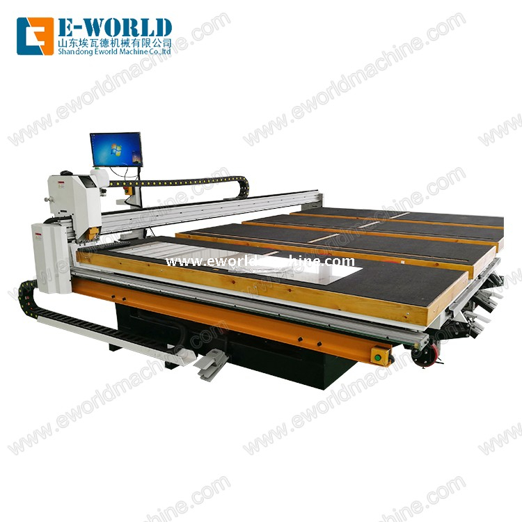 CNC High Precision Glass Cutting Machine