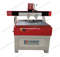 High Precision Automatic Shaped Glass Cutting Machine
